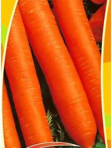 Морковь Длинная Красная
