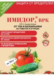 Имидор - от тли и белокрылки для огурцов, томатов, 1 мл