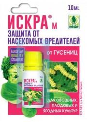 Искра-М 10 мл - Биопрепарат от гусениц