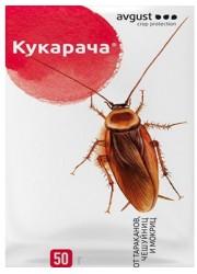 Кукарача гранулы от тараканов 50 гр