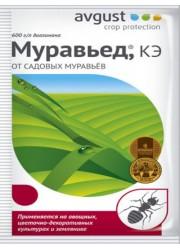 Муравьед 1 мл - препарат от садовых муравьев