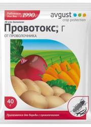 Провотокс - от пpoвoлoчника на картофеле 40 г