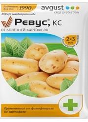 Ревус - от фитофтороза и др. болезней картофеля, 6 мл