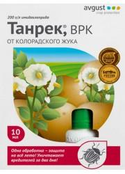 Танрек 10 мл - препарат №1 от колорадского жука