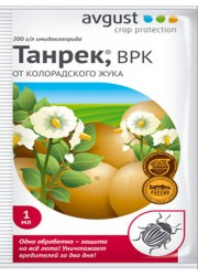 Танрек - препарат №1 от колорадского жука, 1 мл