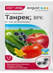 Танрек, ВРК - эффективное средство от тли и белокрылки, 1,5 мл