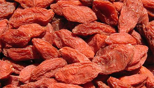 Фото 2 - плоды ягод Годжи