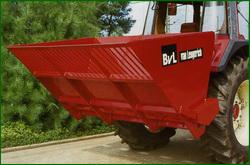 тракторным тягачем